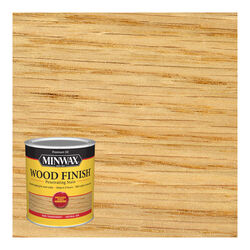 Minwax  Wood Finish  Semi-Transparent  Natural  Oil-Based  Wood Stain  1 qt.