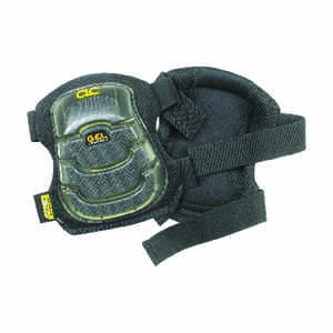 CLC Work Gear  7.37 in. L x 4.5 in. W Foam  Knee Pads  Black