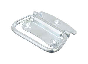 Ace  Zinc-Plated  Zinc  Chest Handle  2-3/4 in. 1 pk