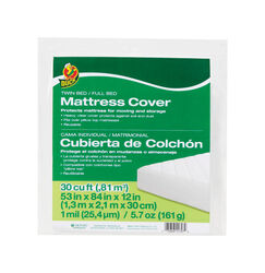 Duck Full Plastic Mattress Cover