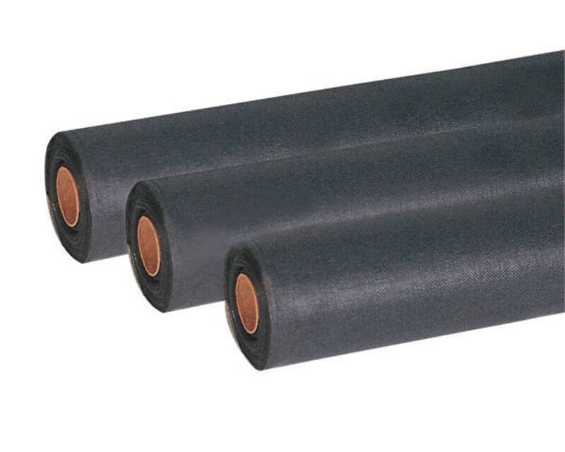 Phifer Wire  72 in. W x 100 ft. L Charcoal Gray  Fiberglass  Screen Cloth