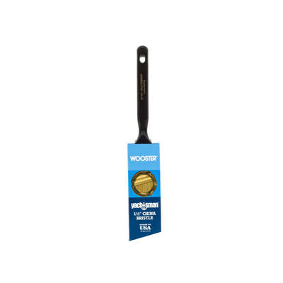 Wooster  Yachtsman  1-1/2 in. W Angle  Paint Brush