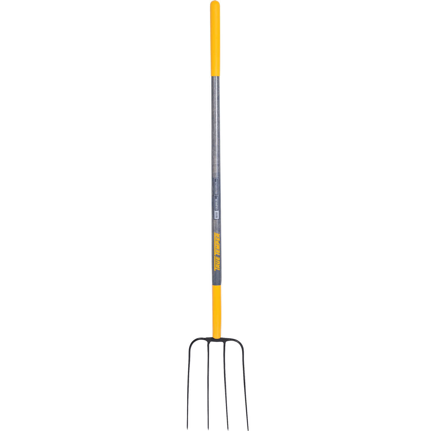 Ames  True Temper  59.5 in. L x 9 in. W Steel  Garden  Rake