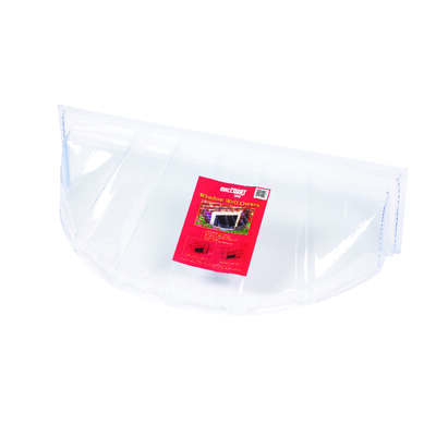 Maccourt  43 in. W x 18 in. D Plastic  Type G  Window Well Cover