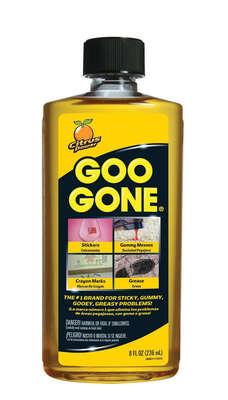 goo gone adhesive remover 8 oz liquid