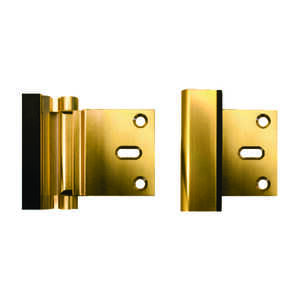 The Door Guardian  Brass  Security Latch