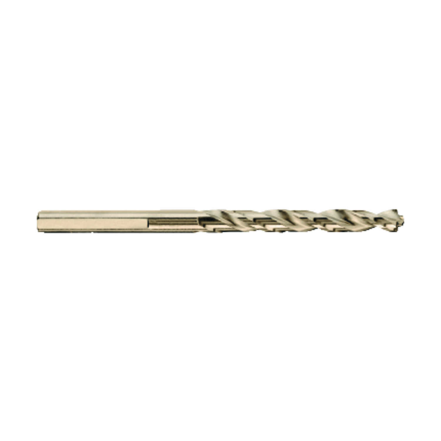 DeWalt  Pilot Point  7/32 in. Dia. x 3-3/4 in. L High Speed Steel  3-Flat Shank  1 pc. Split Point D