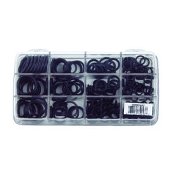Danco 0.00 in. Dia. Rubber O-Ring Kit 200 pk