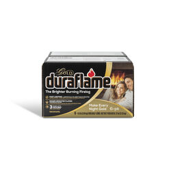 Duraflame  Gold  Fire Log  6 pk