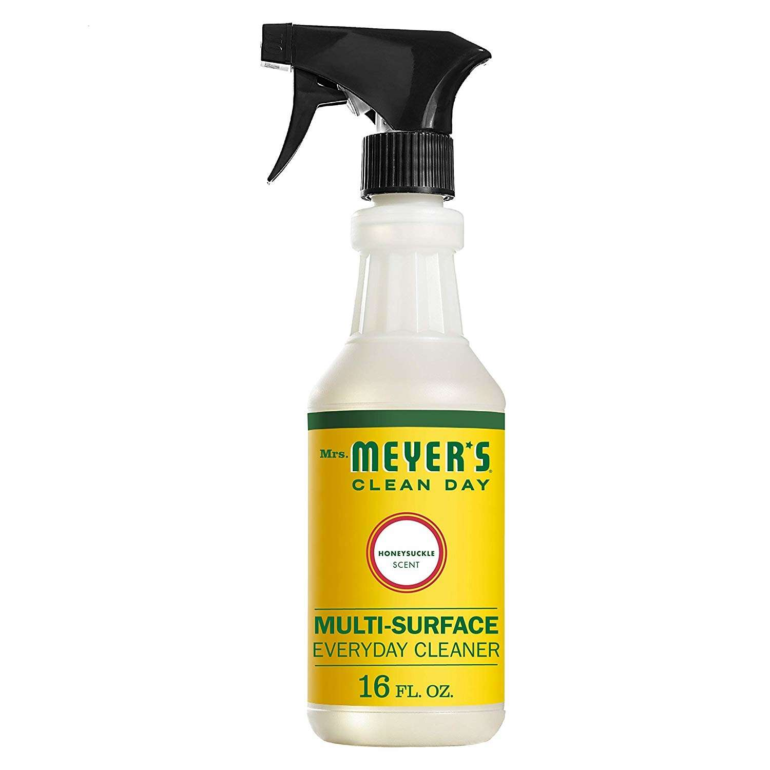 Mrs. Meyer s  Clean Day  Honeysuckle Scent Organic Multi-Surface Cleaner, Protector and Deodorizer