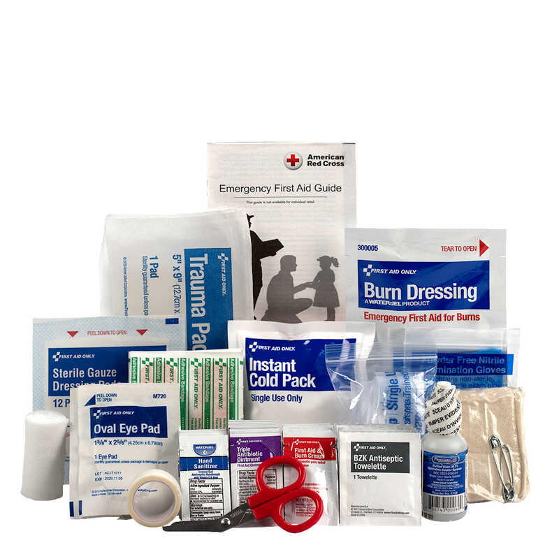 First Aid Only  First Aid Refill Pack  10 Person