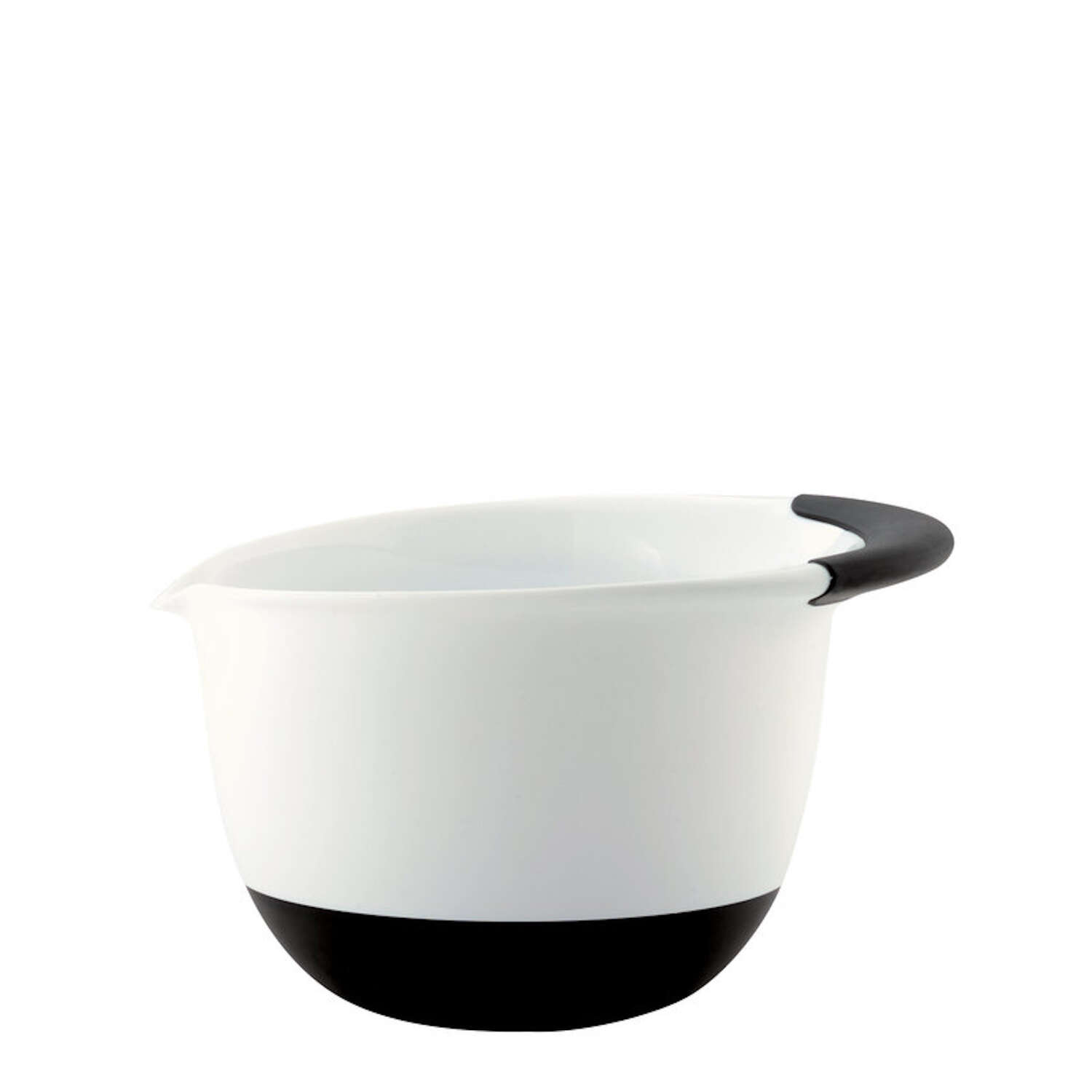 OXO  Good Grips  1.5 qt. Plastic  White  Mixing Bowl