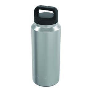 YETI  Rambler  Silver  Stainless Steel  Insulated Bottle  36 oz. BPA Free