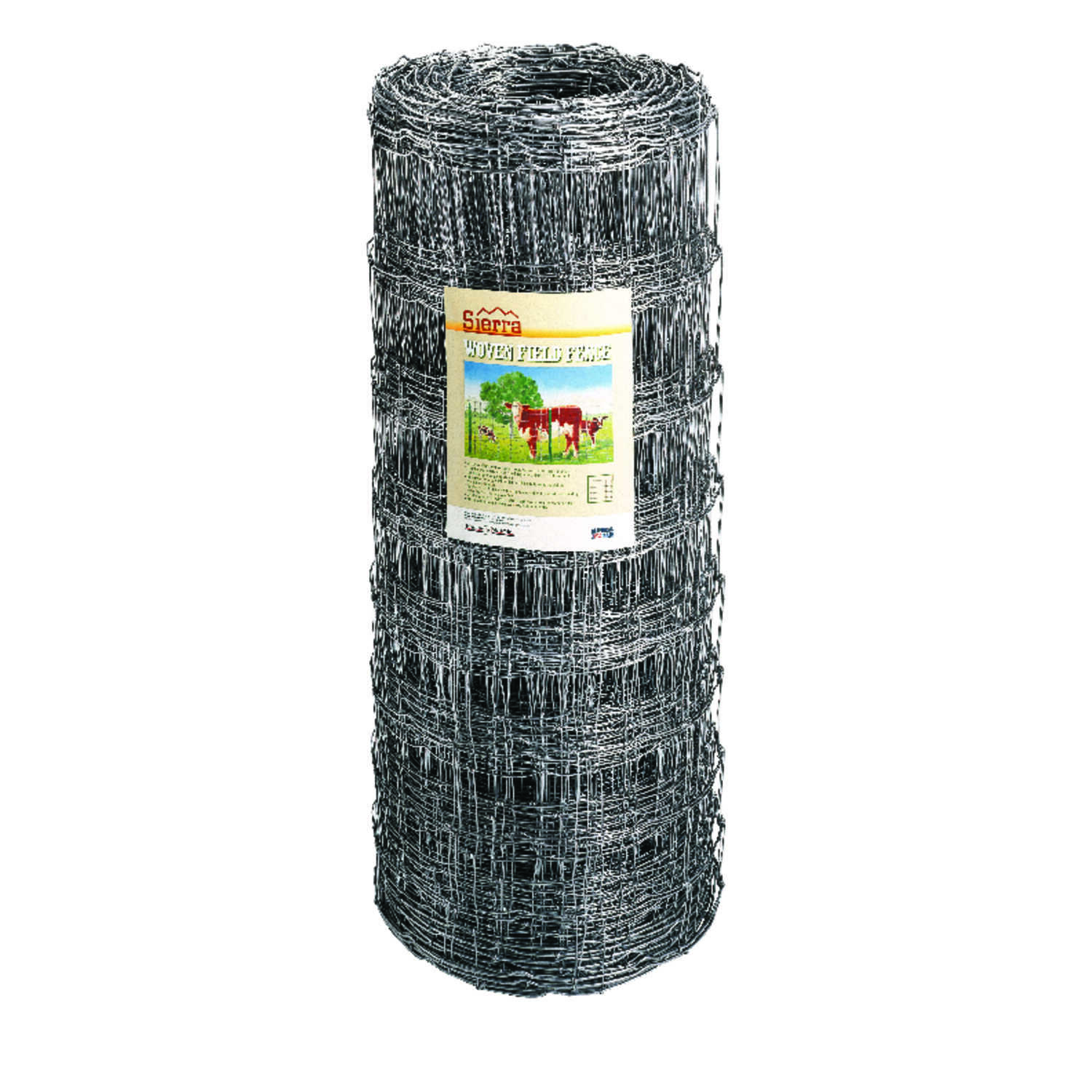 Red Brand  Monarch  32 in. H x 330 ft. L Steel  Field Fence  Silver