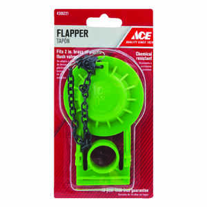 Ace  Flapper and Chain  Green  Rubber