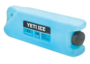 YETI  Ice Gel Pack  1 lb. 1 each