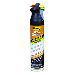 Homax  Pro Grade  White  Water-Based  Orange Peel Spray Texture  25 oz.