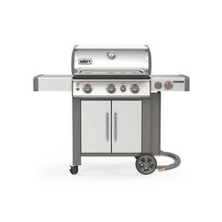 Weber Genesis II S-335 3 burner Natural Gas Grill Stainless Steel