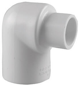 Charlotte Pipe  Schedule 40  PVC  Elbow