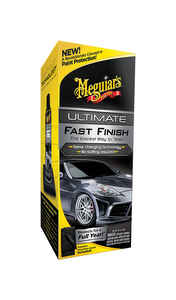 Meguiar's  Ultimate Fast Finish  Liquid  Automobile Wax  8.5 oz.