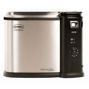 Masterbuilt  Metallic  20 lb. capacity Indoor Turkey Fryer