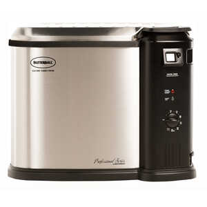Masterbuilt  Metallic  20 lb. Indoor Turkey Fryer