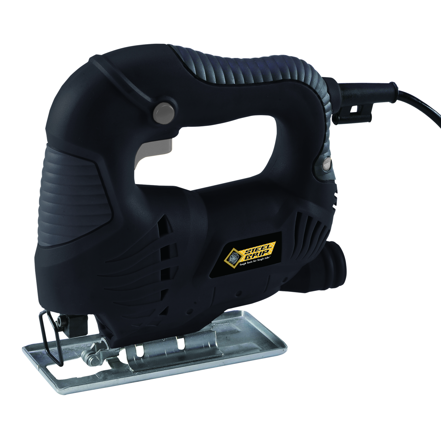 Steel Grip  2-1/4 in. Corded  Jig Saw  3000 spm 0.75 amps