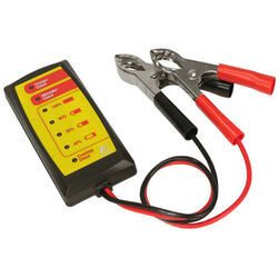 Custom Accessories  12 volt Digital  Battery Tester