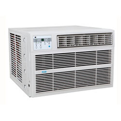 Perfect Aire  8000 BTU BTU 16-1/4 in. H x 22-3/4 in. W 350 sq. ft. Window Air Conditioner w/Heat