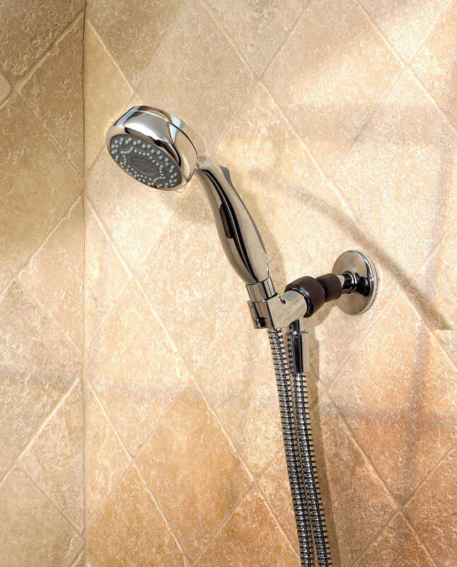Delta  Chrome  7 settings Showerhead  1.75 gpm