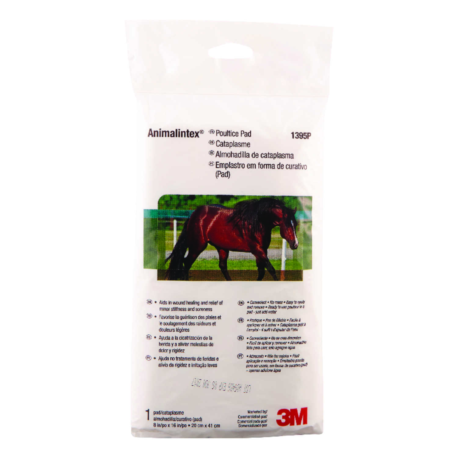 Animalintex  Cotton  Poultice Pad