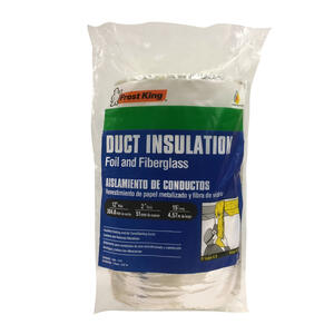Frost King  32 in. Duct Insulation  15 ft. L