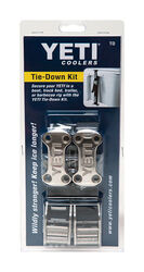 YETI  Tie-Down Kit  Black  1 pk