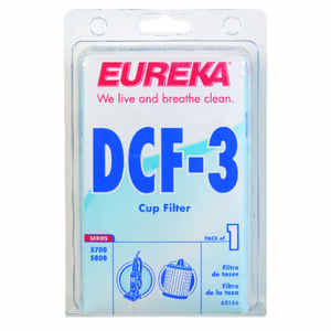 Eureka  Vacuum Filter  For Upright vacuum 1 pk