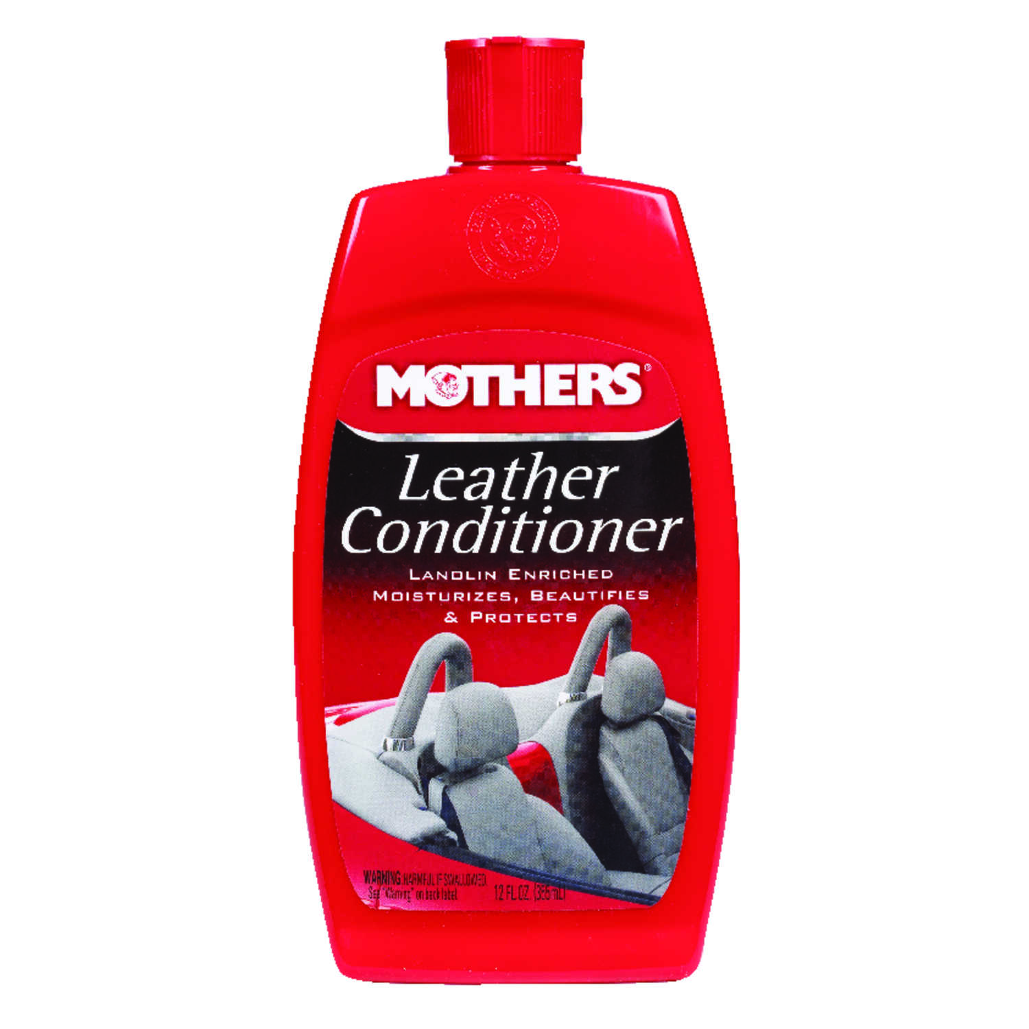 Mothers  Leather  Conditioner  12 oz. Bottle