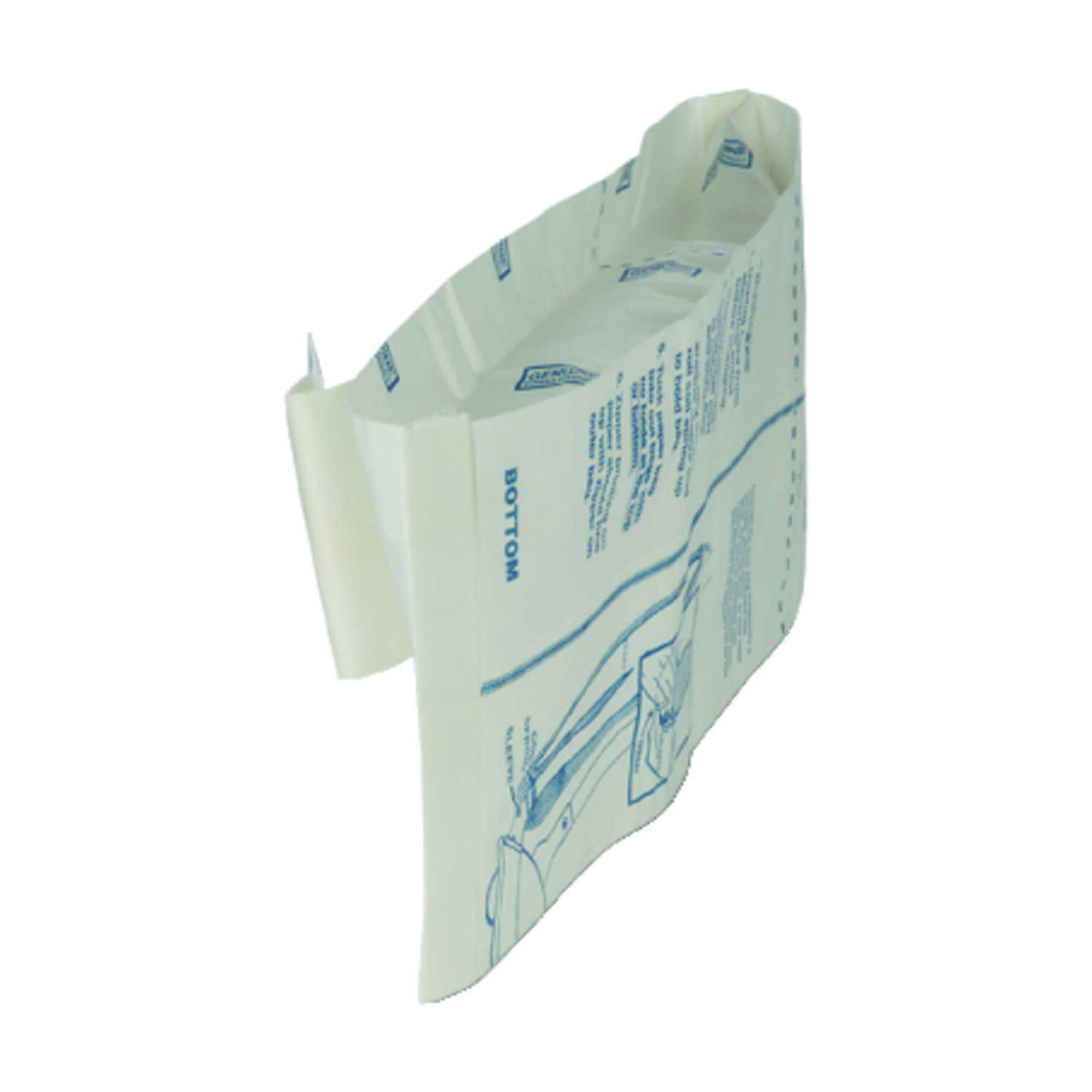 Eureka  Vacuum Bag  For Fits all standard Eureka uprights Series 1400, 1900, 2000, 2100, AND 5000 3