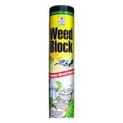 Easy Gardener Weed Block 48 in. W x 50 ft. L Landscape Fabric