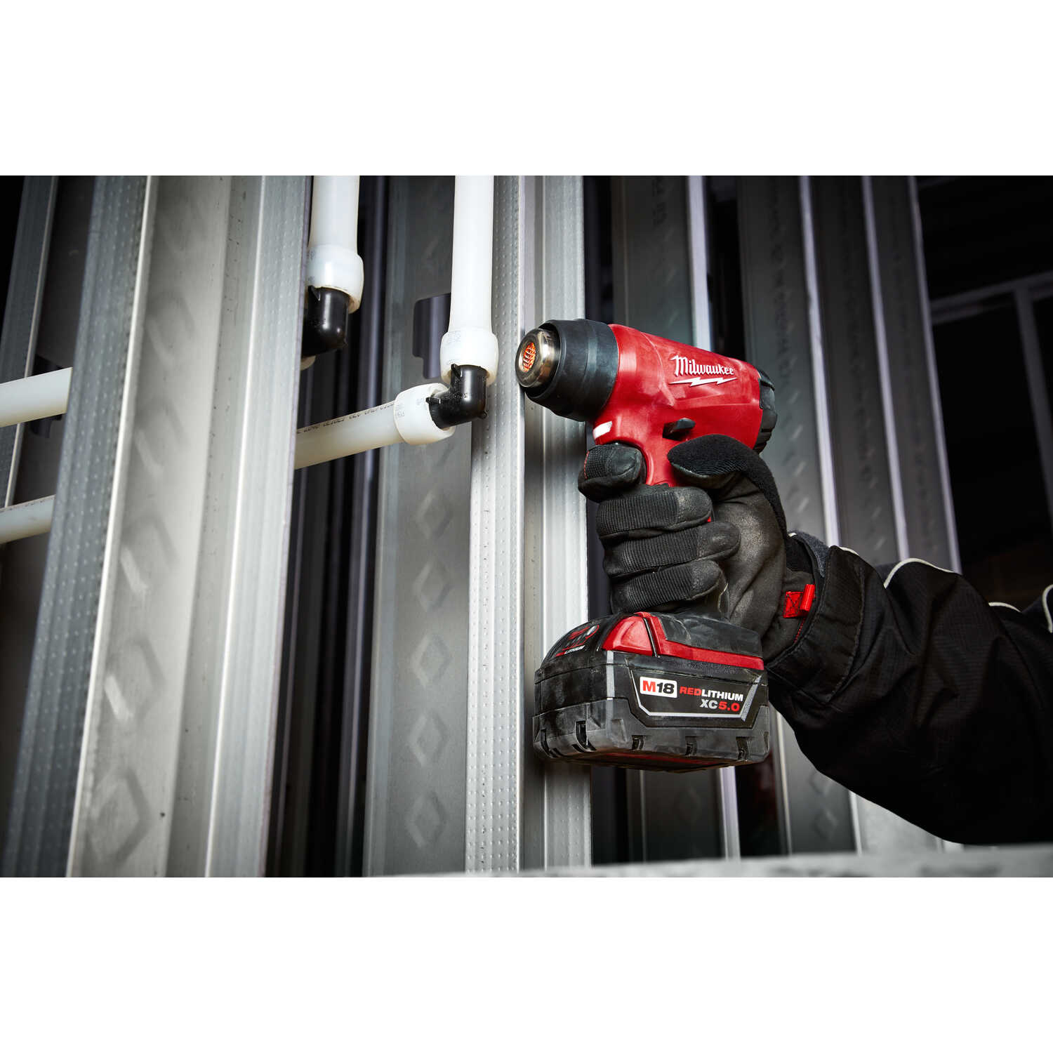 Milwaukee M18 18 Volt Compact Heat Gun Ace Hardware