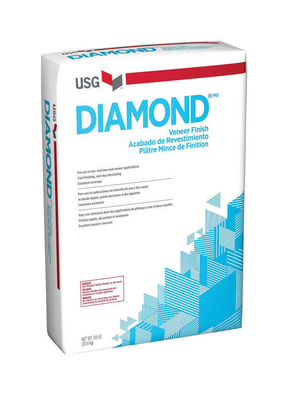 USG  Diamond  White  Veneer Finish  Joint Compound  50 lb.