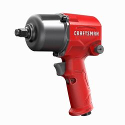 Craftsman  1/2 in. Air Impact Wrench  400 ft./lbs.
