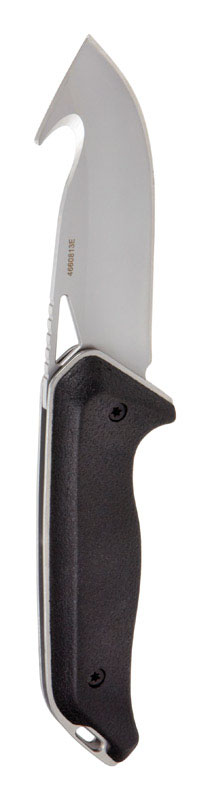 Gerber  Moment Large Sheath  Black  Stainless Steel  8.5 in. Knife