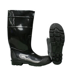 Boss  Unisex  Boots  10 US  Black