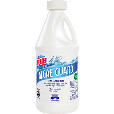 HTH Liquid Algae Guard 38 oz.