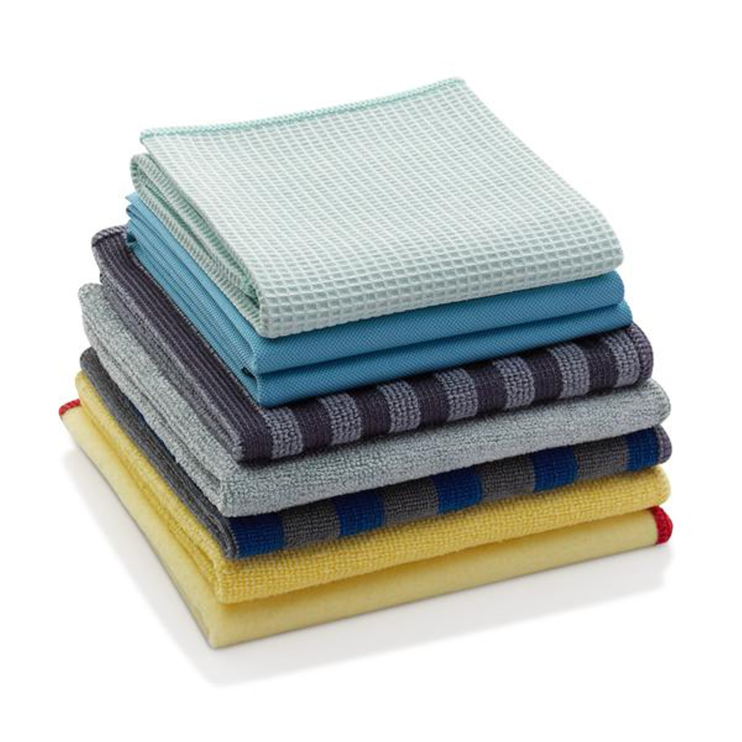 E-Cloth Home Cleaning Polyamide/Polyester Cleaning Cloth 8 pk - Ace ...