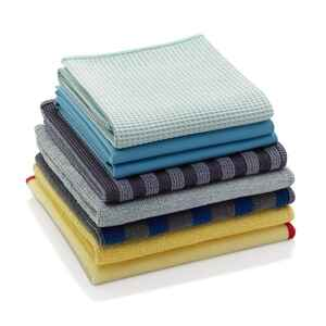 E-Cloth  Home Cleaning  Polyamide/Polyester  Cleaning Cloth  8 pk