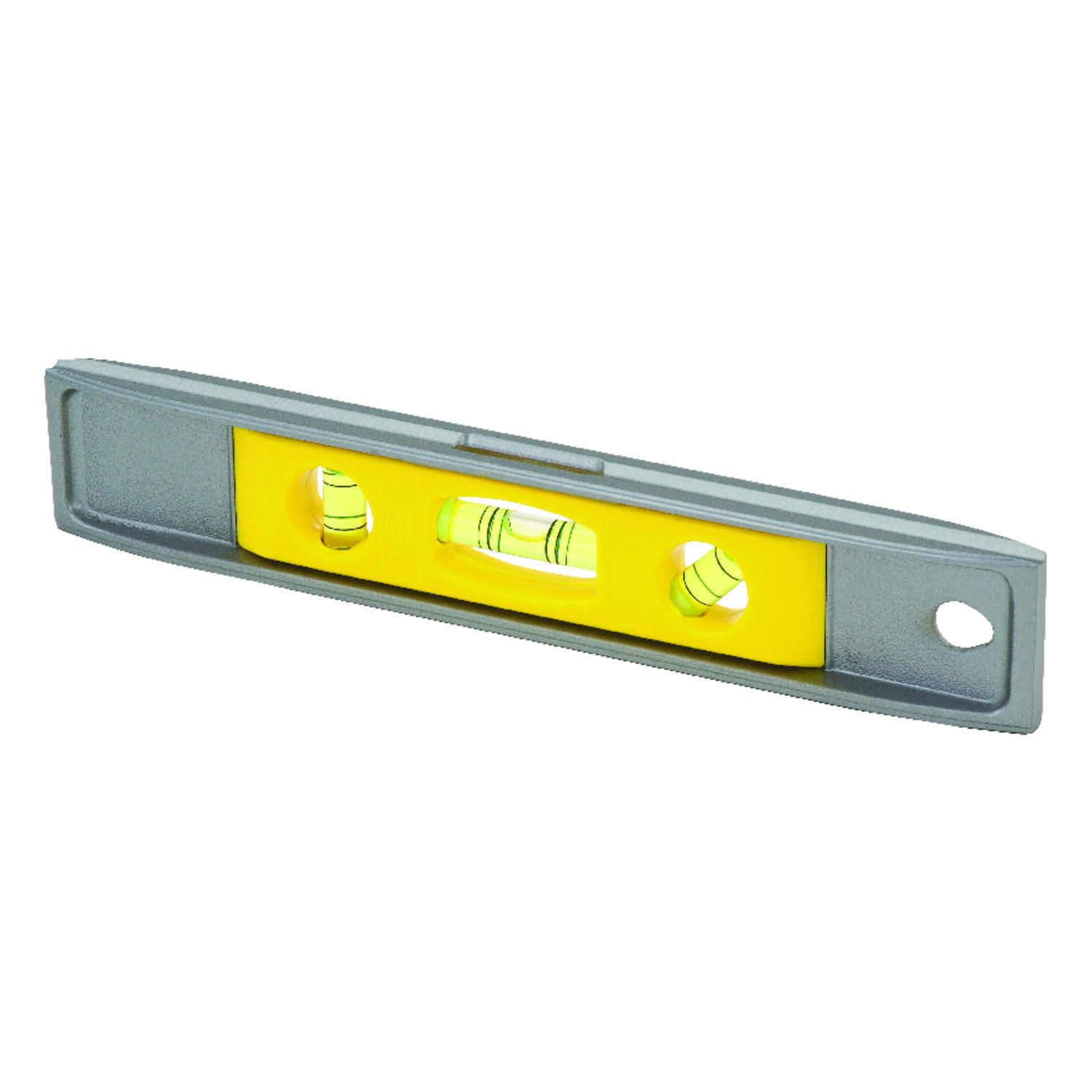Stanley  9 in. Aluminum  Torpedo  Level  3