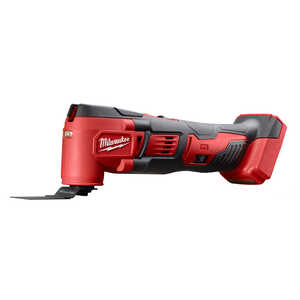 Milwaukee  M18  18 volt Cordless  18000 opm Red  1 pc. Oscillating Multi-Tool