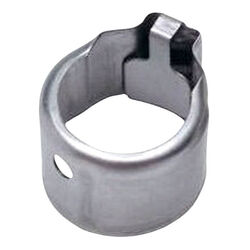 Zurn  Qickclamp  1/2 in. CTS   x 1/2 in. Dia. CTS  Stainless steel  Crimp Ring