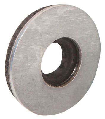 Hillman  Zinc-Plated  Steel  No. 12 x 9/16 in. Bonded Neoprene Washer  100 pk