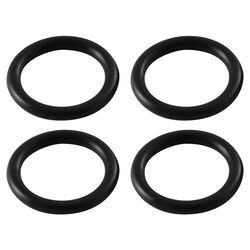 LDR 5/8 in. Dia. Rubber O-Ring 4 pk